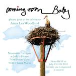Stork coming soon by Juli Marti