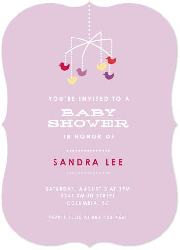 baby shower invitations - Quack Quack by Becky Hoppmann