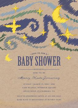 Baby Starry Shower