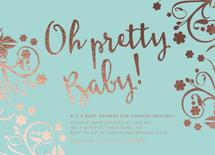 Oh Pretty Baby by Thoroughly Curly Designs