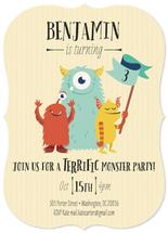 Monster Party by Alice Galeotti
