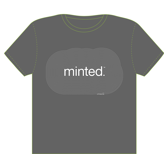 minted t-shirt design - Layers of Creation by Katherine Franzen