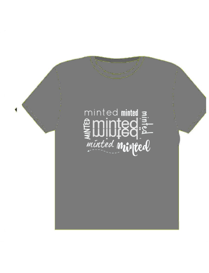 minted t-shirt design - minted mirror by Deborah McClain