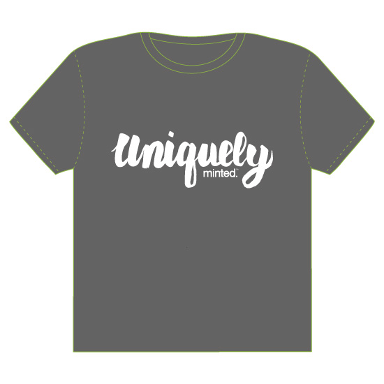 minted t-shirt design - Uniquely by raven erebus