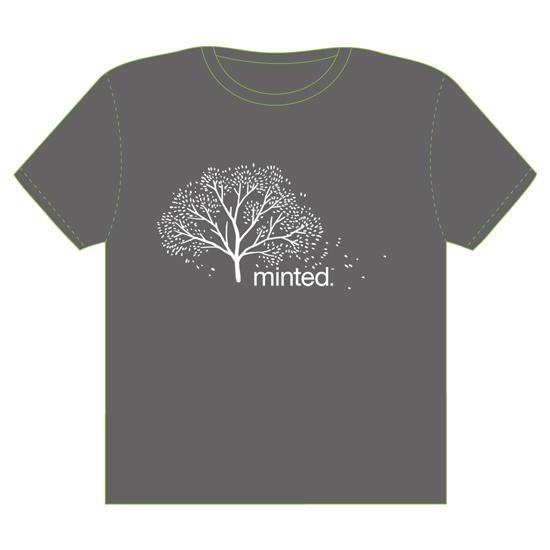 minted t-shirt design - Big tree by Yuke Li