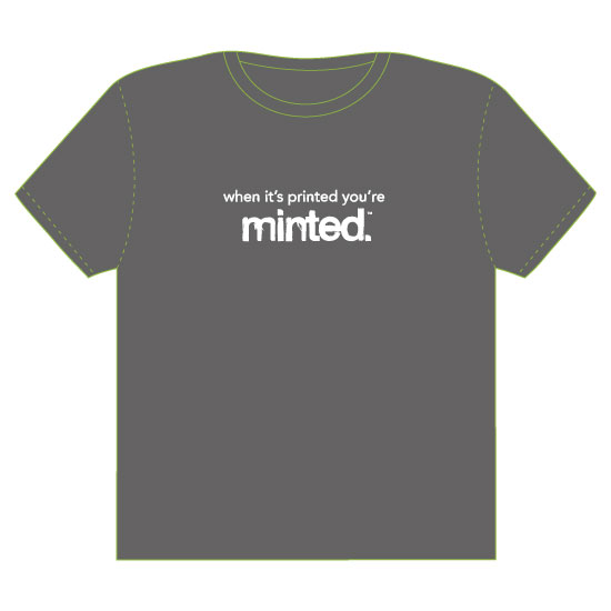 minted t-shirt design - chalked up by Melissa Alexander