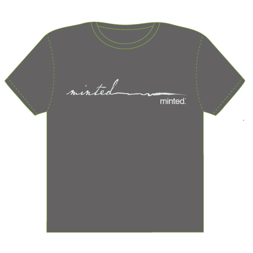 minted t-shirt design - scribbles by ashnee eiram