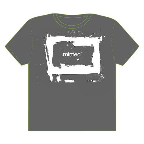 minted t-shirt design - Minted and framed by Jennifer Rizzo