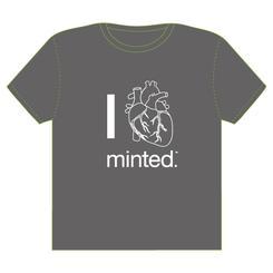 I heart minted