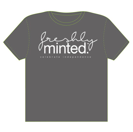 minted t-shirt design - Celebrate Independence by Refound Nostalgia