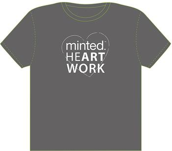 Love Minted Heartwork