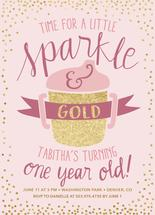 Sparkle and Gold by Lisa Weber