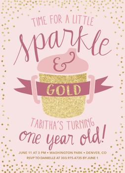 Sparkle and Gold