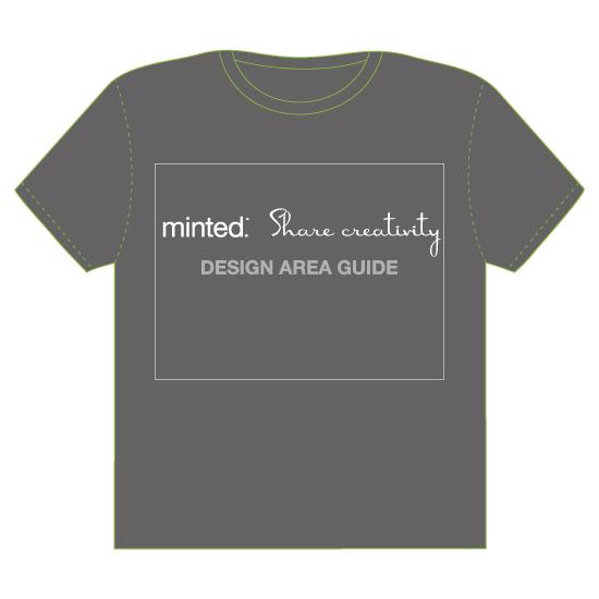 minted t-shirt design - share creativity by Juli Marti