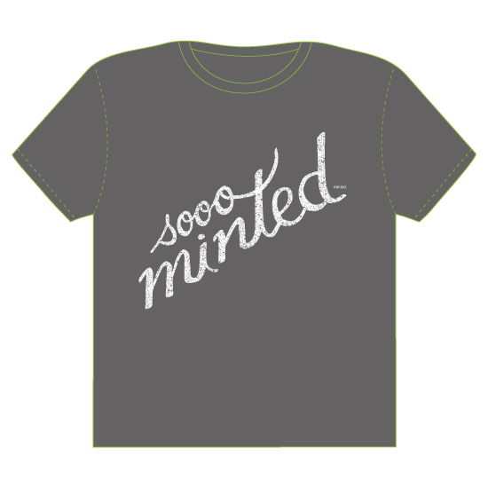 minted t-shirt design - Sooo Minted by Shannon