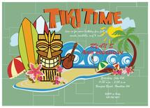 Tiki Time by McKLi
