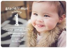 gracie mae by Dandelion Paper Co.