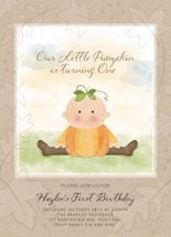 Sweet Little Pumpkin by Agi Szabo