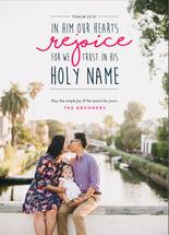 Our Hearts Rejoice by Bonnie Brunner