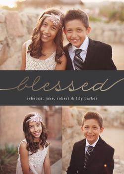 blessed trio