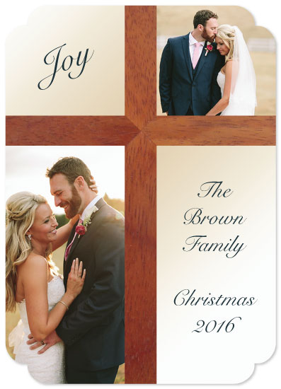holiday photo cards - Joy! by Lindsey Kelly