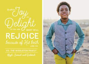 Joy and Delight