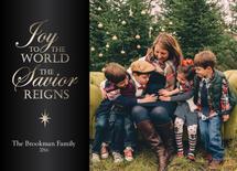 Savior Reigns by Maria Pormilli
