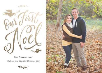 Newlywed Couples Noel