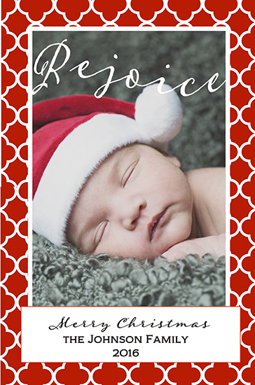 holiday photo cards - Christmas Classic by Leslie Chalfont