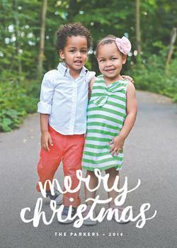 Written Christmas