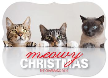 Traditional Meowy Christmas