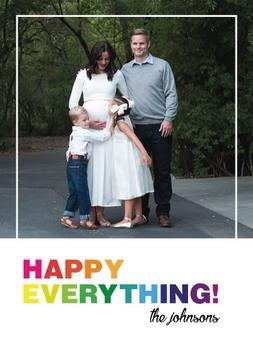 Happy Everything Modern
