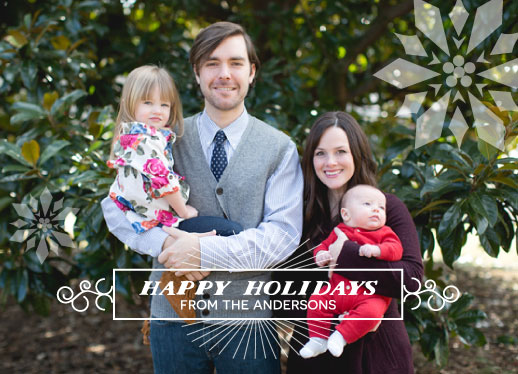 holiday photo cards - Merry Christmas, Mr Anderson by Laurie Beasley