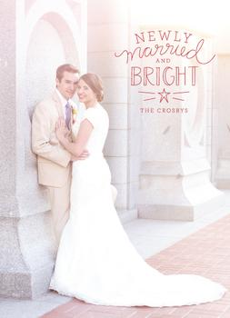 Newly Married and Bright