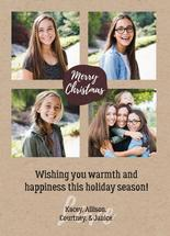Warmth and Happiness by Dandelion Paper Co.