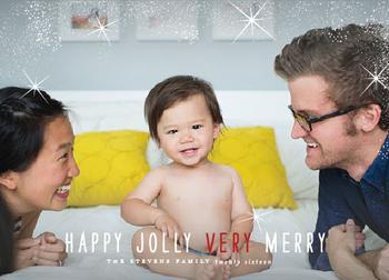 happy jolly very merry