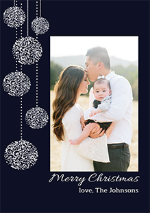 holiday photo cards - Navvy Christmas! by Caterina Cilio