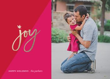 Festive Gold Joy