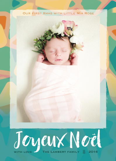 holiday photo cards - Hello Noel by Cynthia N