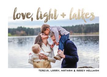 Love Light and Latkes Hanukkah