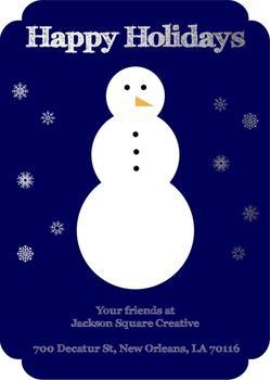 Jolly Snowman