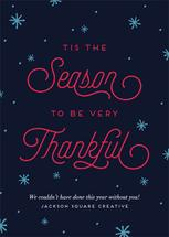 The Season To Be Thankf... by Chelsea Voorhees