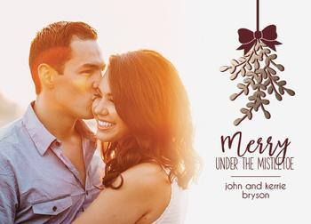 Merry Under the Mistletoe