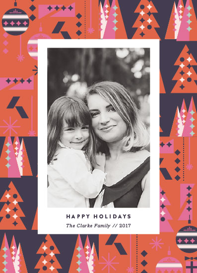 holiday photo cards - Festive Spirits by Nazia Hyder