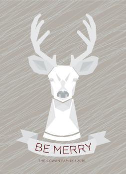 Deer Be Merry