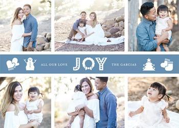 Joyful Icon Collage