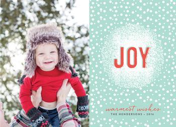 snow much joy