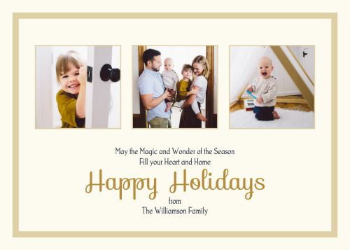 holiday photo cards - Heart & Home by Darcy Sang