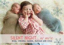 No More Silent Nights by Darcy Sang