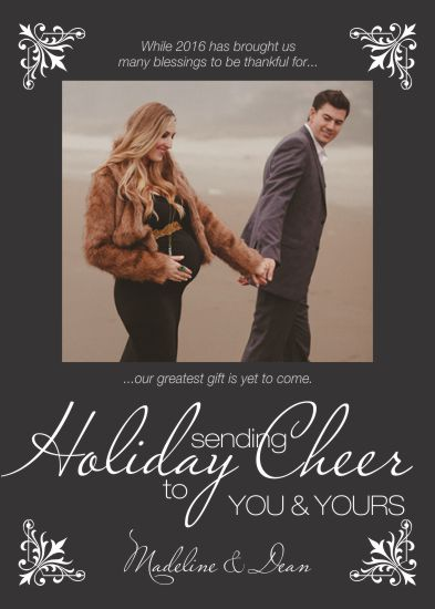holiday photo cards - Greatest Gift by Darcy Sang
